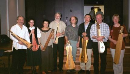photo de groupe ds musiciens